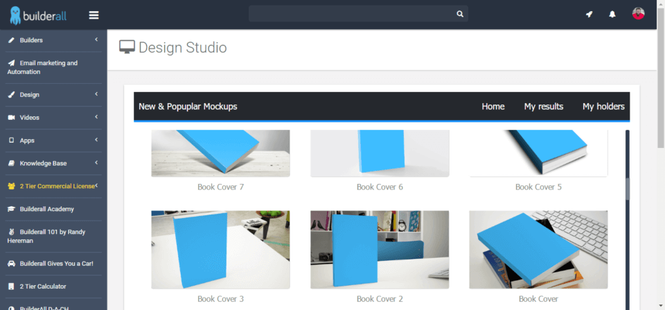 BuilderAll Review Design Studio