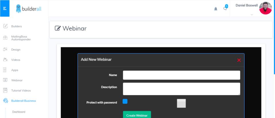 BuilderAll Review Webinars