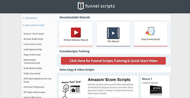 Direct Response Copywriting Using Funnel Scripts