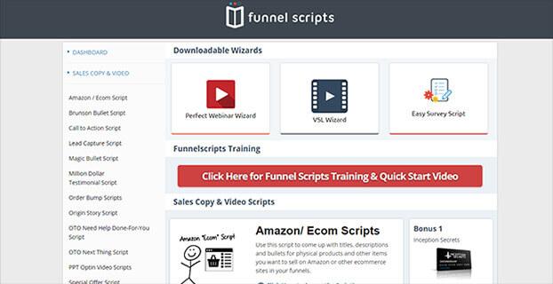 Direct Response Copywriting Using Funnel Scripts